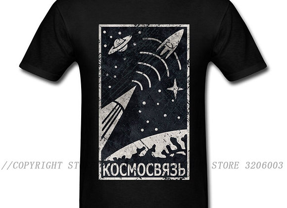 T-Shirt Retro Print Design