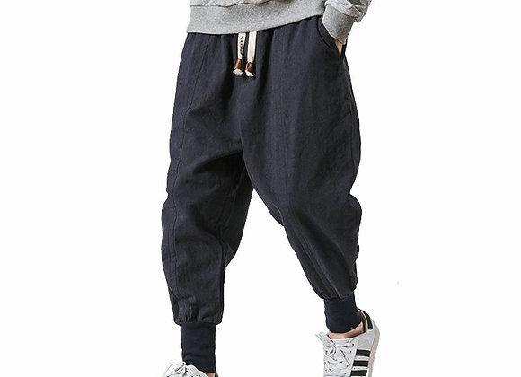 Streetwear Men Harem Pants/Trousers