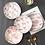 Thumbnail: Embossed Underglaze Plate Set Ceramic Tableware Household, Restaurant.