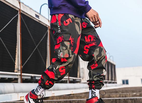New Fashion Printed Men Harem Pants