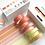 Thumbnail: 8pcs/Set Retro Solid Color Basic Decoration