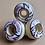 Thumbnail: Original Spitfire Skateboard Wheels 52mm 101duro 53mm 54mm 99duro