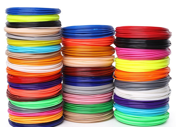 50/100/200 Meter ABS PLA 1.75 Mm Filament Plastic for 3d Pen 3 D Printer