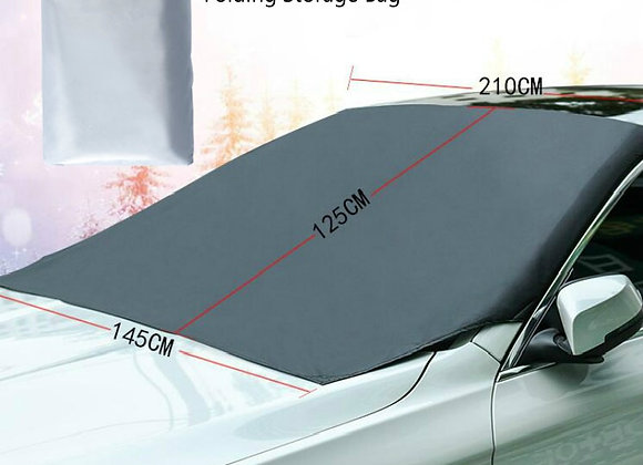 Automobile Magnetic Sunshade Cover