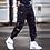 Thumbnail: Streetwear Men's Multi Pockets Cargo Harem Pants