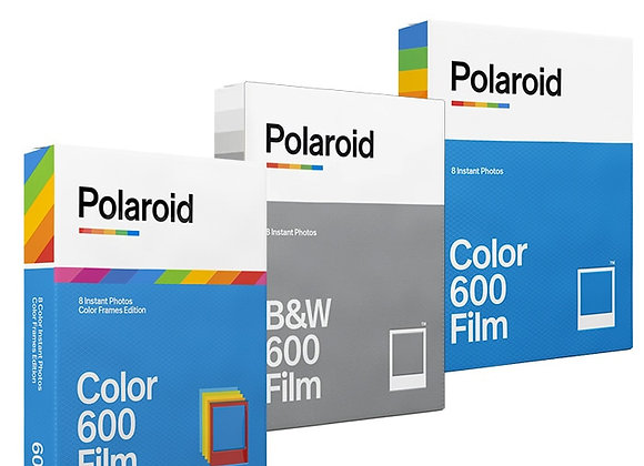 Polaroid Originals Instant 600 Film Color Black-White