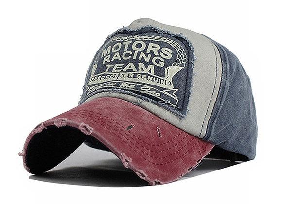 Cowboy Cotton Baseball Cap