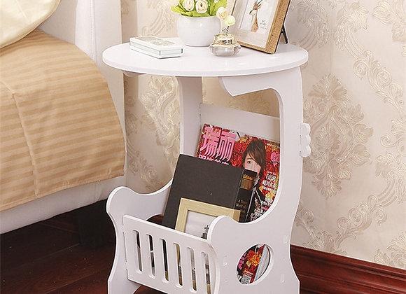 Creative Mini Plastic Round Coffee Table Tea Table