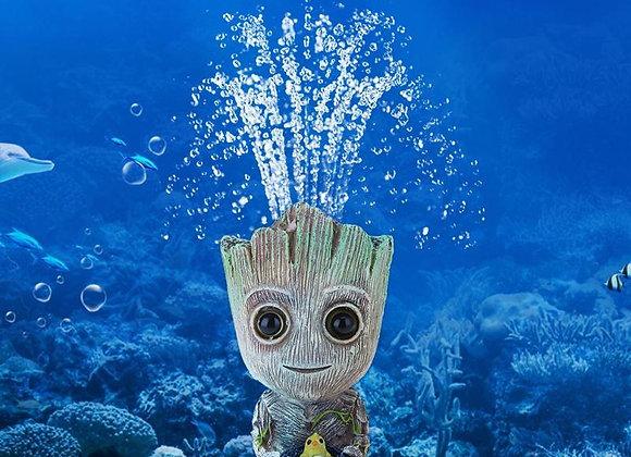 Aquarium Air Bubble Stone Oxygen Pump Fish Tank Ornament