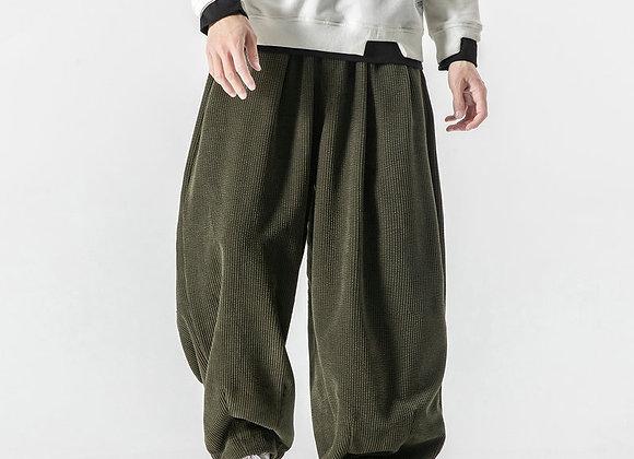 Men's Casual Trousers Streetwear
