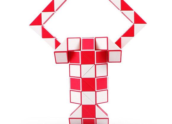 24 Blocks Magic Snake Cube