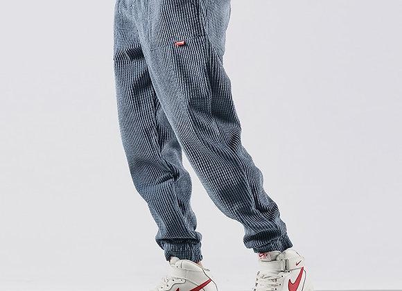 Trousers Slim Men Casual Streetwear