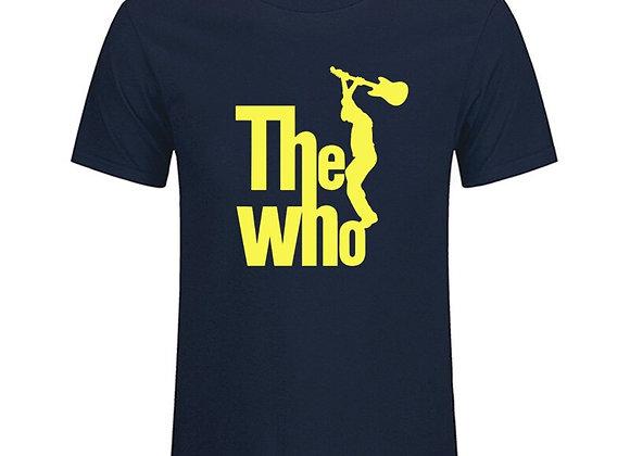 Men's TShirt Vintage Band T Shirts the Who