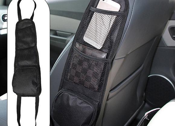 Car Seat Storage Bag, Seat Side Hanging Bag
