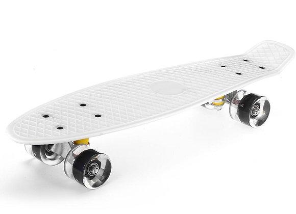 [15X] 22 Inch Fish Board Mini Cruiser Skateboard