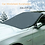Thumbnail: Automobile Magnetic Sunshade Cover