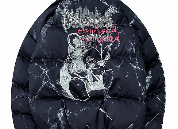 Hipster Winter Down Jacket