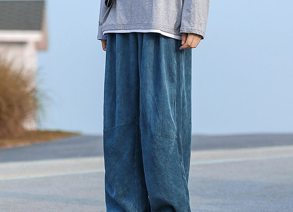 KAPMENTS  Harajuku Wide Leg Joggers