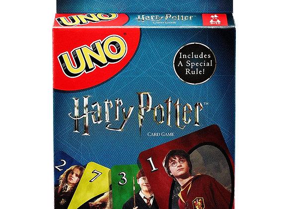 Mattel UNO Games Harry Potter