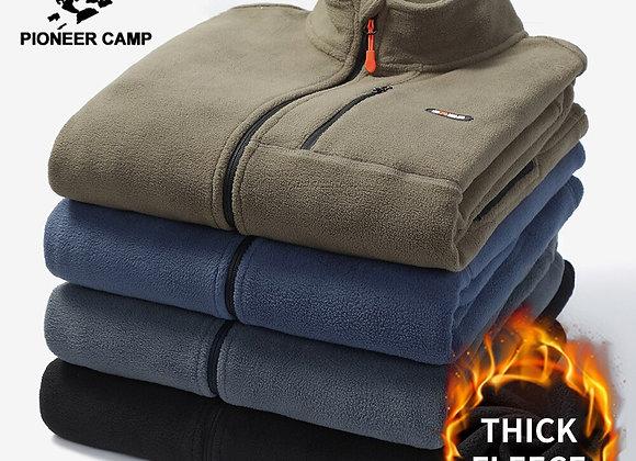 Pioneer Camp  New Warm Fleece Jacket