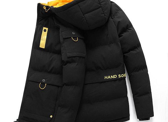 Thick Down & Parka Coat Oversize 6XL 7XL 8XL