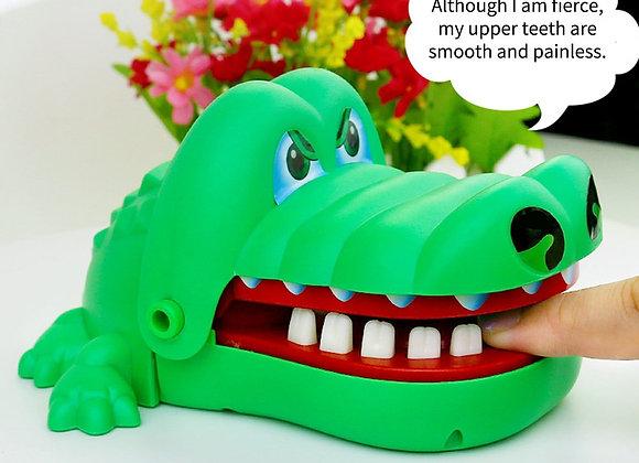 Jokes Teeth Bite Toy Biting Finger Dentist Game