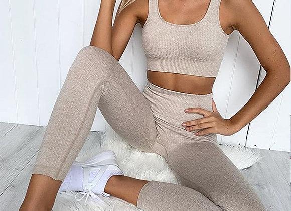 2 Piece Set Workout Clothes for Women