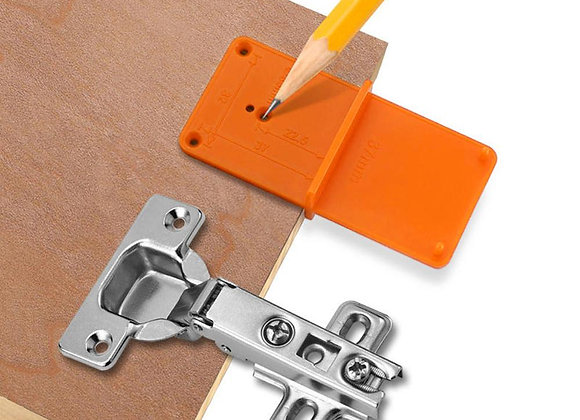 35/40mm Woodworking Punch Hinge Drill Hole Opener