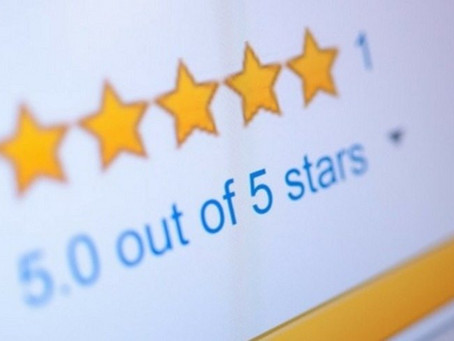 Are online reviews worth reading?