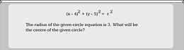 Circle Equations 5