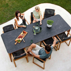 NEW CERAMIC DINING BY CANELINE