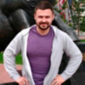 Марк Мазняк тренер по фитнесу в Краснода