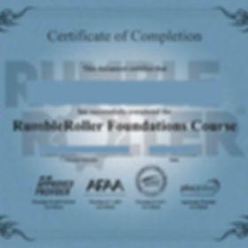 Сертификационный курс RumbleRoller с меж