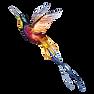 Watercolor Bird 2