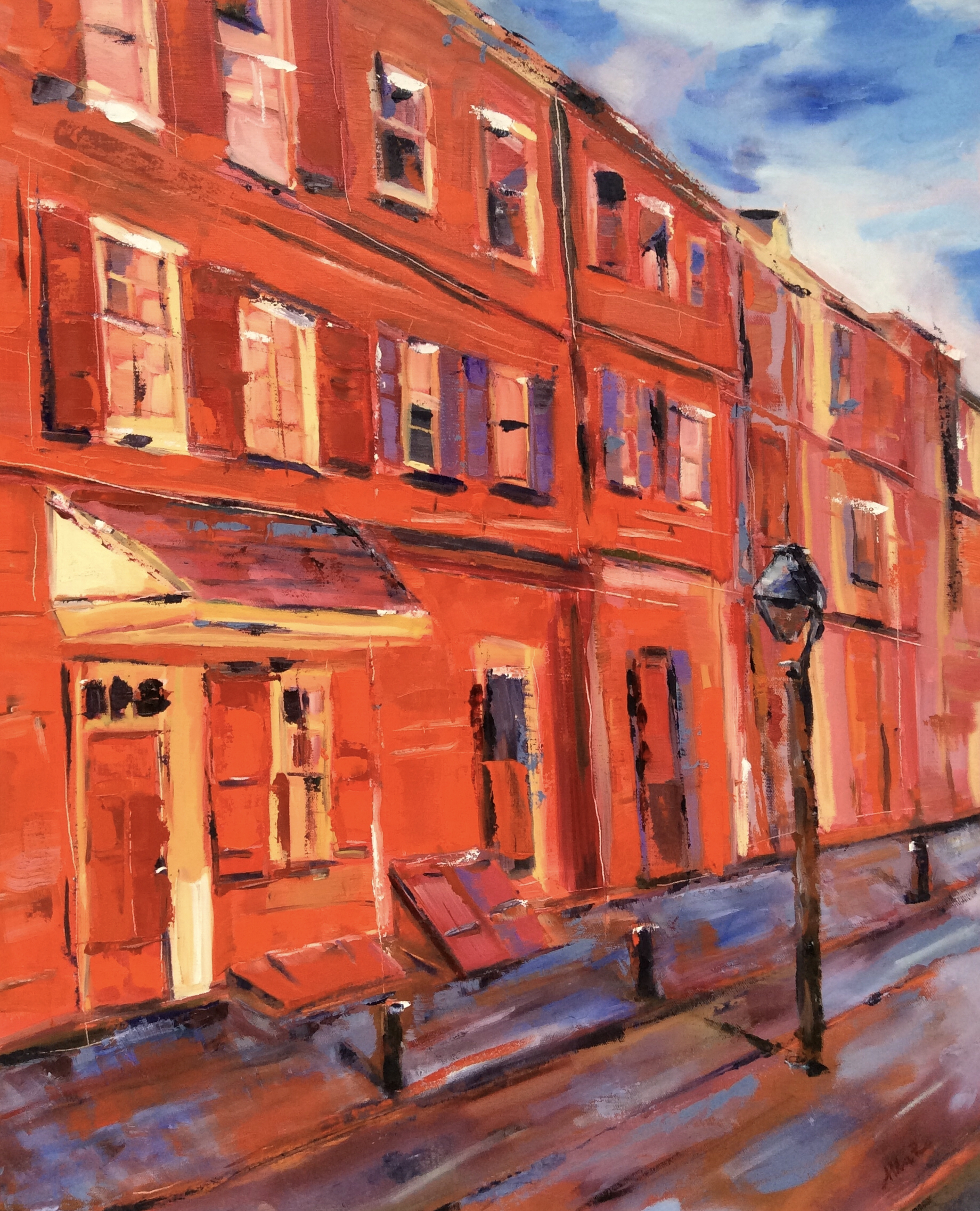 Elfreth's Alley, Philadelphia II