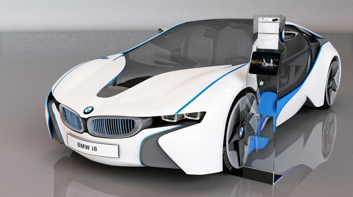 BMW Concept Kiosk