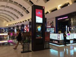 Dubai Mall Interactive wayfinding