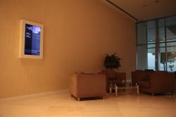Intercontinental Hotel Meeting room