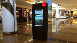 Sahara Mall interactive wayfinding