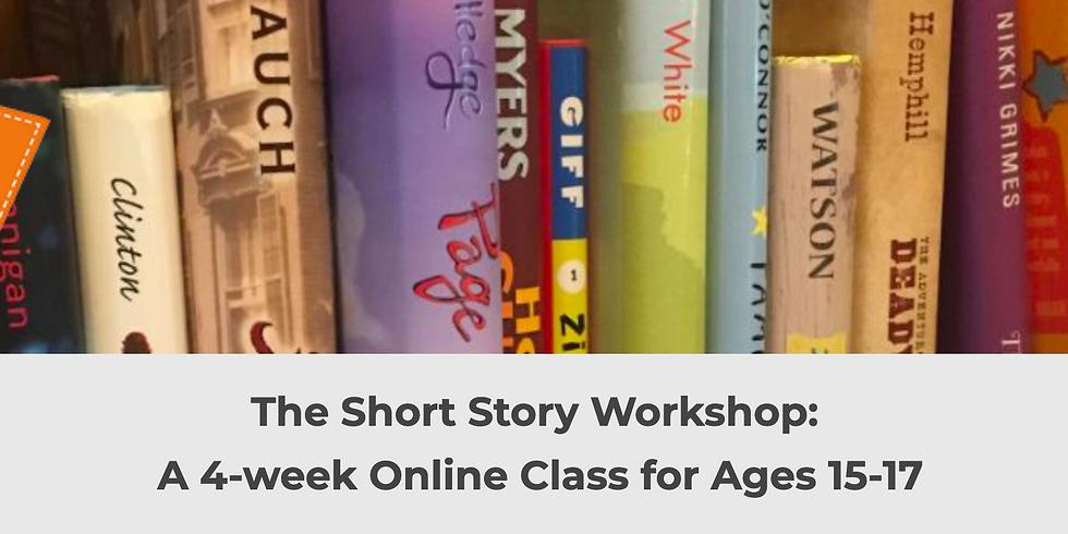 Short Story Workshop for Teens