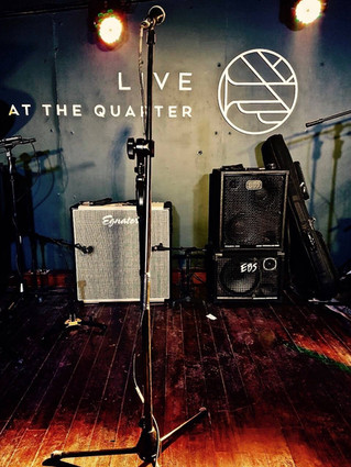 Egnater Amplification & EBS Professional Bass Equipment at The Quarter ( Royal Opera House)