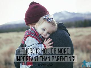 Porque é que a Parentalidade Positiva é tão importante?