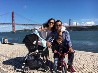 Entrevista à família Ribeiro de Almeida Rebocho Vaz