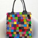 Little squares Market bag