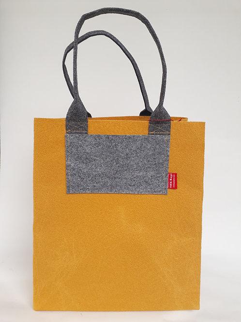 Mustard Market Bag
