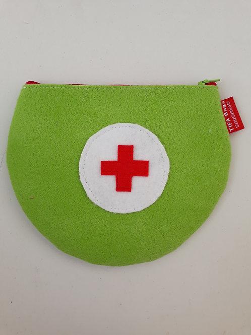 Light Green Pharmacy Bag