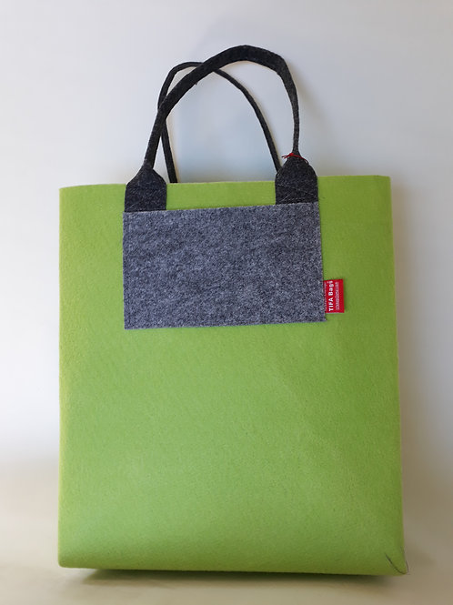 Light Green Market Bag