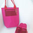 Flat bag and Pantifas