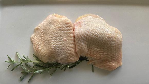 Bone-In Skin-On Chicken Thighs