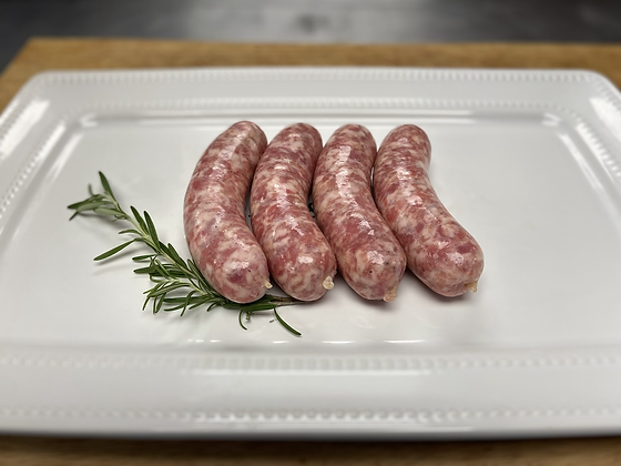 Bratwurst Pork Sausage Links